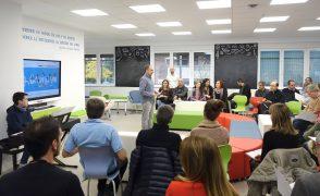 Presentación de CAMINA a la comunidad educativa