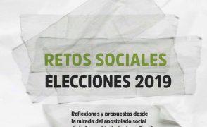 Retos sociales. Elecciones 2019