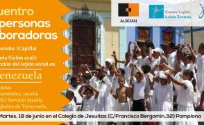 Encuentro final del Centro Loyola-colegio-ALBOAN (18/06/2019)