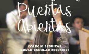 Jornada de Puertas Abiertas. Salón de actos (21/01/2020, 17.30h.)