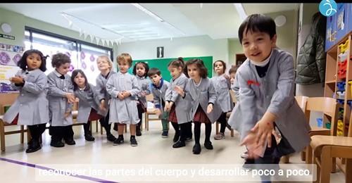 «Competencia física y motriz» en el colegio San Ignacio (24/02/2021)